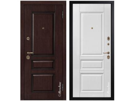 Двери входные Металюкс GrandWood М435_13