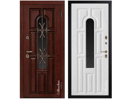 Двери входные Металюкс GrandWood СМ460_19