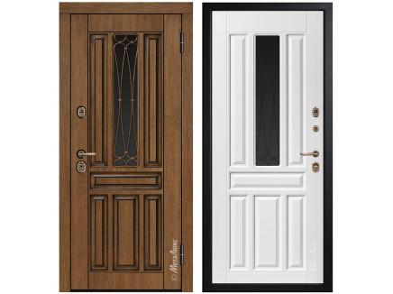 Двери входные Металюкс GrandWood СМ461_17