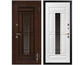 Двери входные Металюкс GrandWood СМ462_23