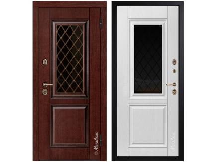 Двери входные Металюкс GrandWood СМ480_19