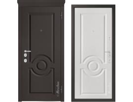 Двери входные Металюкс Milano М1000.1 Е