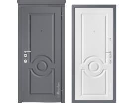 Двери входные Металюкс Milano М1000.5 Е