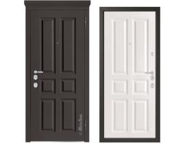 Двери входные Металюкс Milano М1001.1 Е