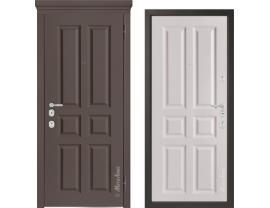 Двери входные Металюкс Milano М1001.10 Е
