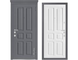 Двери входные Металюкс Milano М1001.5 Е