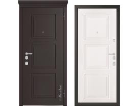 Двери входные Металюкс Milano М1010.1 Е