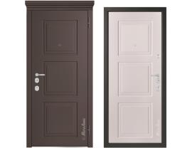 Двери входные Металюкс Milano М1010.10 Е