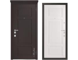 Двери входные Металюкс Milano М1011.1 Е