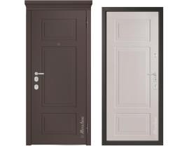Двери входные Металюкс Milano М1011.10 Е