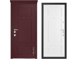 Двери входные Металюкс Milano М1011.14 Е