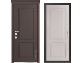 Двери входные Металюкс Milano М1012.10 Е