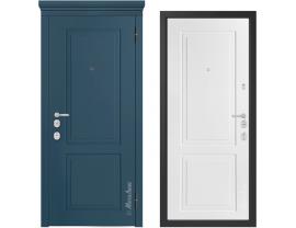 Двери входные Металюкс Milano М1012.17 Е