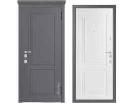 Двери входные Металюкс Milano М1012.5 Е