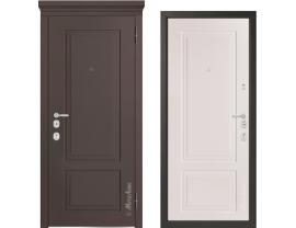 Двери входные Металюкс Milano М1013.10 Е