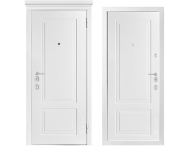 Двери входные Металюкс Milano М1013.7 Е
