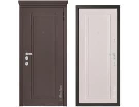 Двери входные Металюкс Milano М1014.10 Е