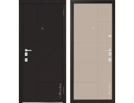 Двери входные Металюкс Milano М1101.1