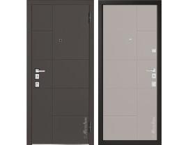 Двери входные Металюкс Milano М1101.7