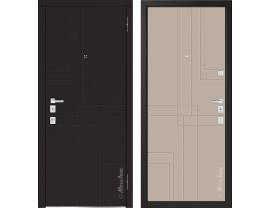 Двери входные Металюкс Milano М1102.1