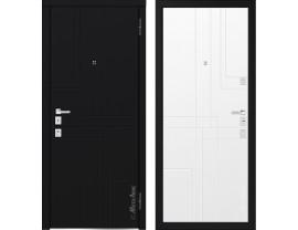Двери входные Металюкс Milano М1102.11