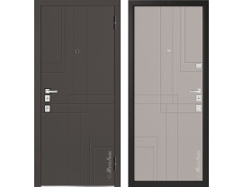 Двери входные Металюкс Milano М1102.7