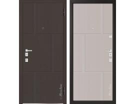 Двери входные Металюкс Milano М1103.10 Е