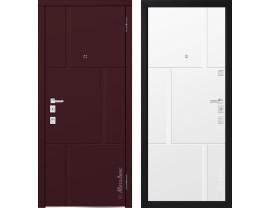 Двери входные Металюкс Milano М1103.14 Е