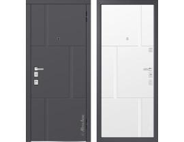 Двери входные Металюкс Milano М1103.5 Е