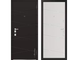 Двери входные Металюкс Milano М1104.1 Е