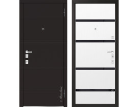 Двери входные Металюкс Milano М1300.1