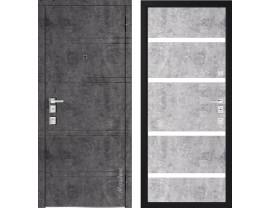 Двери входные Металюкс Milano М1300.10